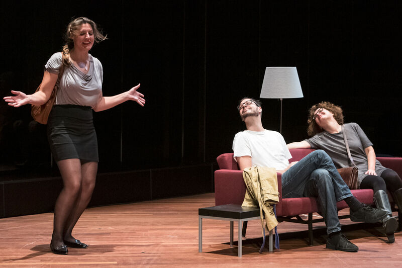 <strong>5 Amsterdamse amateurtheatergroepen - 5 x Husbands and Wives - 02-10-2016 (16)</strong>