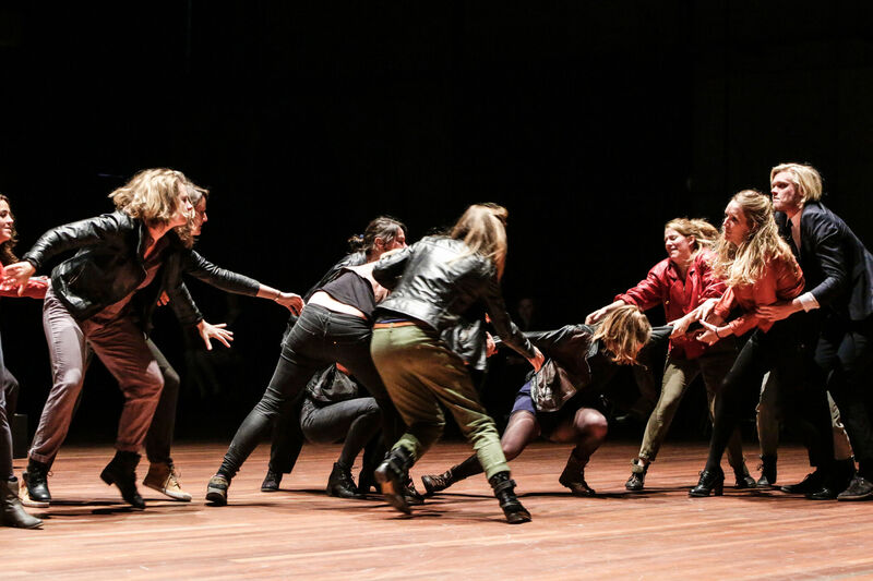 <strong>5 Amsterdamse amateurtheatergroepen - 5 x Othello - 10-05-2015 (21)</strong>