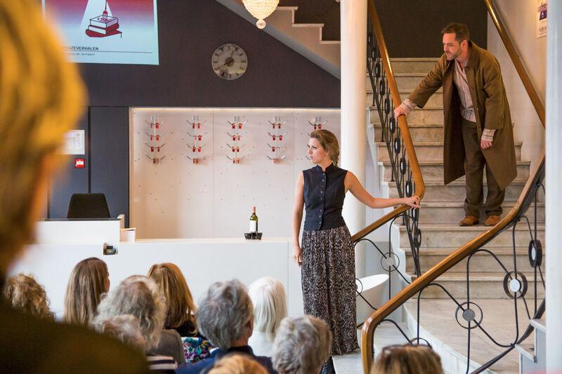 <strong>Braamtheater - Twee Eenakters - Kleine Komedie Amsterdam - 20-10-2017 (3)</strong>