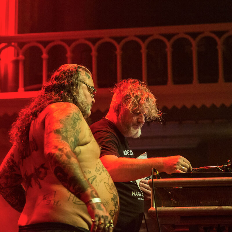 <strong>The Shavers - Paradiso - 22-12-2019 (4)</strong>