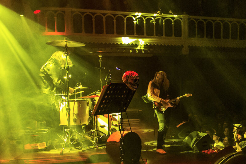 <strong>The Shavers - Paradiso - 22-12-2019 (6)</strong>